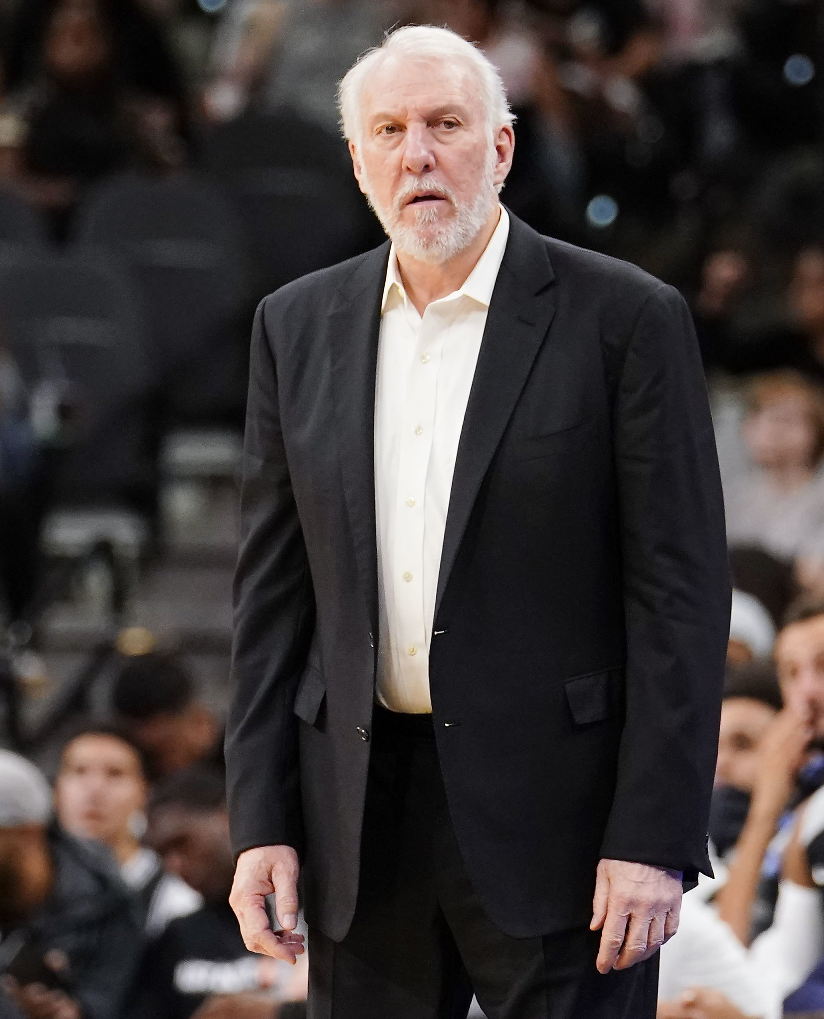 Popovich calls for politicians to have 'civil conversation' about race relations