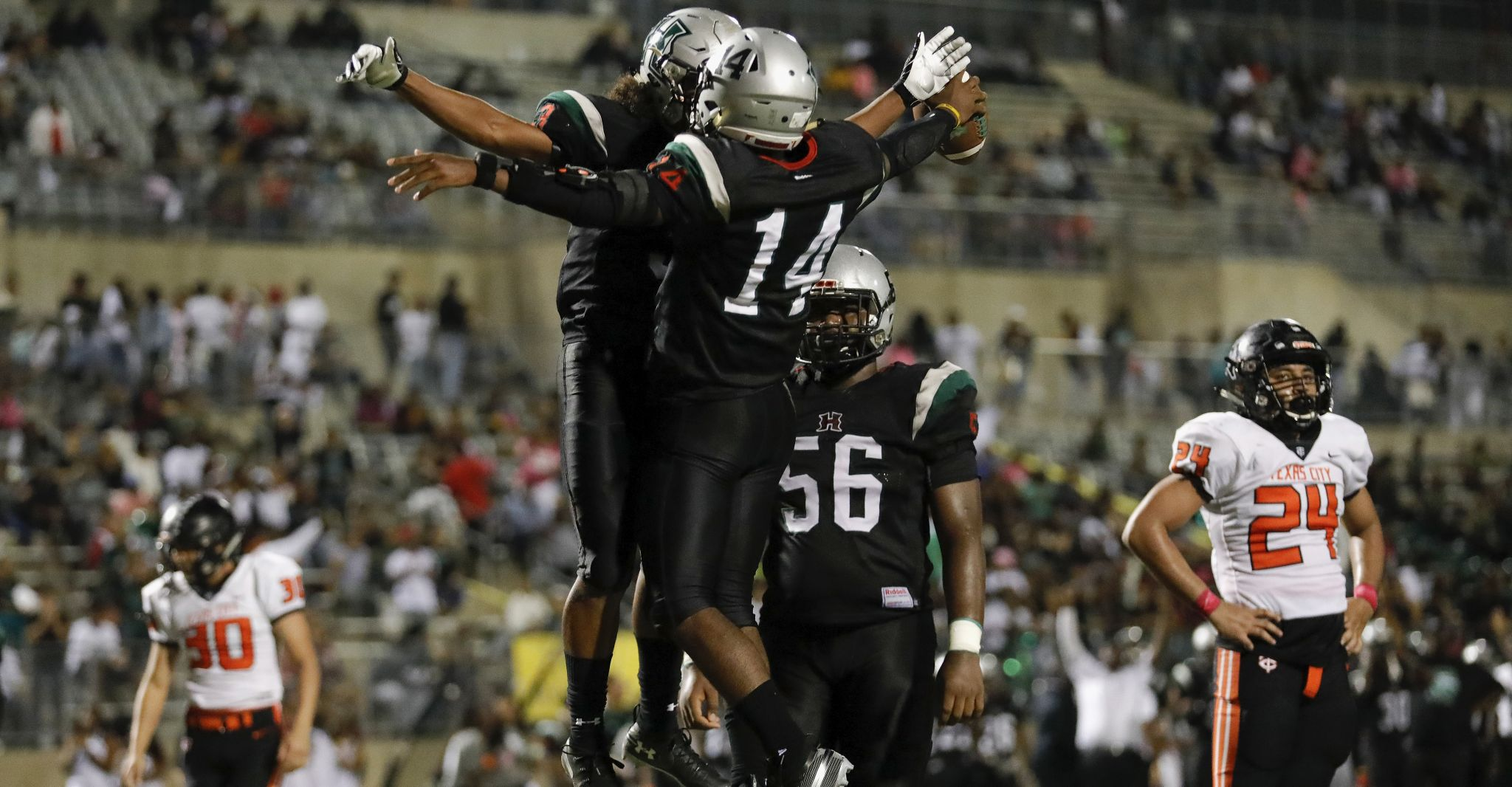 Hightower defeats Texas City for first win of season ...