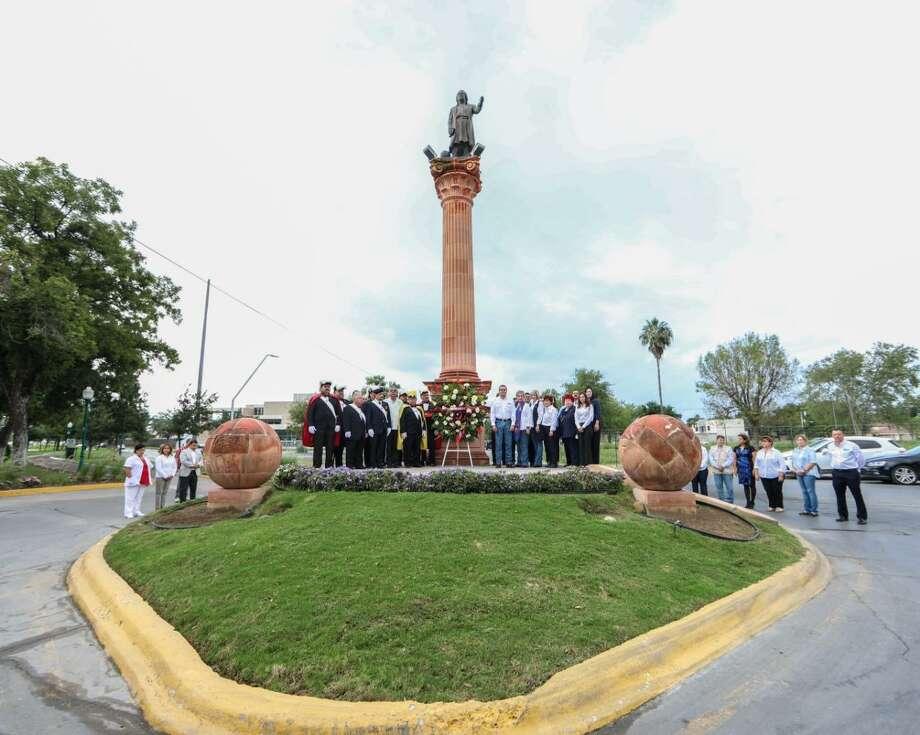 Photo: Foto De Cortesía /Gobierno Municipal De Nuevo Laredo