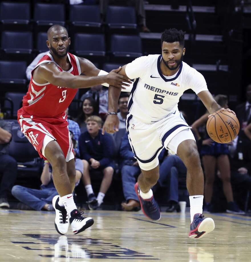 Rockets Offer Glimpse Of Planned Rotation, Romp Past
