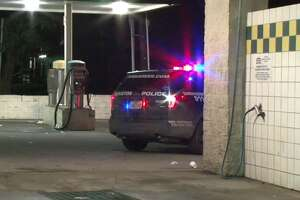 A man was shot in the stomach at a car wash near the East Little York/Homestead neighborhood Friday evening, Houston police said.