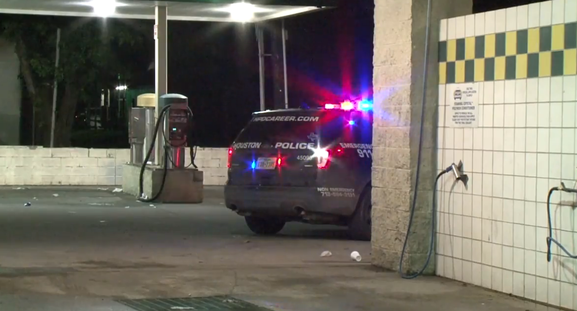 Man Shot In Stomach At Car Wash Expected To Survive