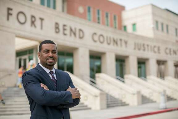 Democrat Brian Middleton is shaking up the Fort Bend County district attorney's office.