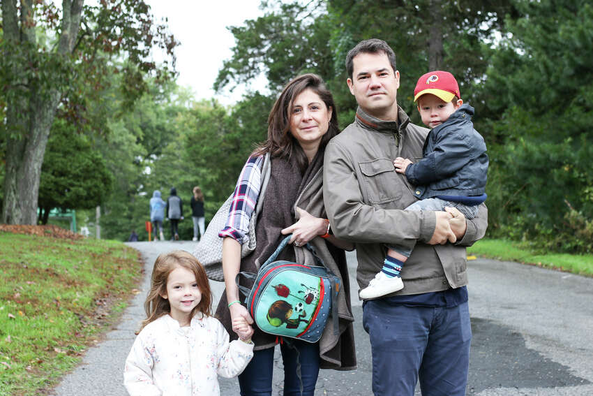 The New Canaan Nature Center held its 49th annual Fall Fair on October 12 and 13, 2018. Festival goers enjoyed carnival rides, a maze, pumpkin decorating, fire truck rides, an apple sling shot, zip line and more. Were you SEEN?
