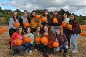 Pumpkin and apple pickers came out to Jones Family Farm and Beardsley Cider Mill in Shelton on October 13, 2018. Were you SEEN?