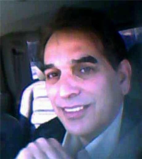 "Surveillance videotape shows FBI informant Shahed ""Malik"" Hussain."