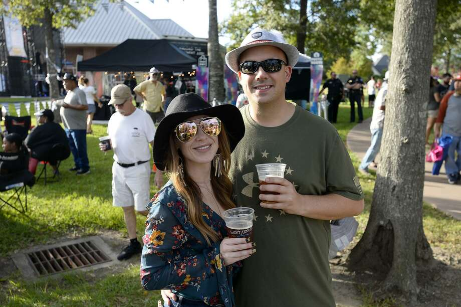 Oktoberfest in the Park returns to Mill River Park in Stamford on Friday and Saturday. Find out more. Photo: Ryan Pelham / The Enterprise / ©2018 The Beaumont Enterprise
