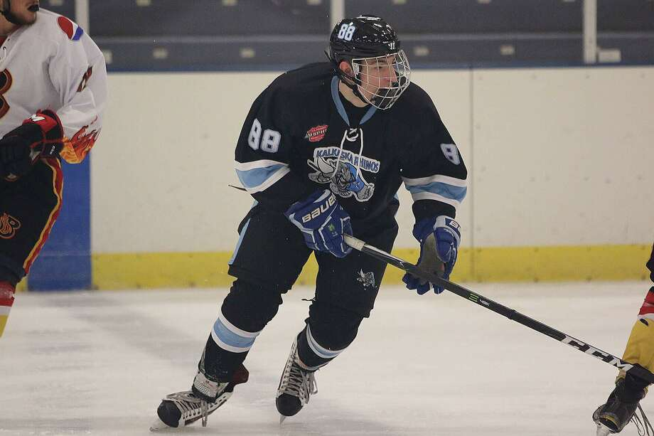 The Laredo Bucks signed their 14th player and ninth forward this offseason in the 20-year-old Jan Sokolik from the Czech Republic. Photo: Courtesy Of The Laredo Bucks, File