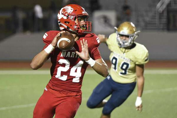 Martin is the lone LISD team in the playoffs. The Tigers will travel to take on Veterans Memorial Saturday at 6 p.m.