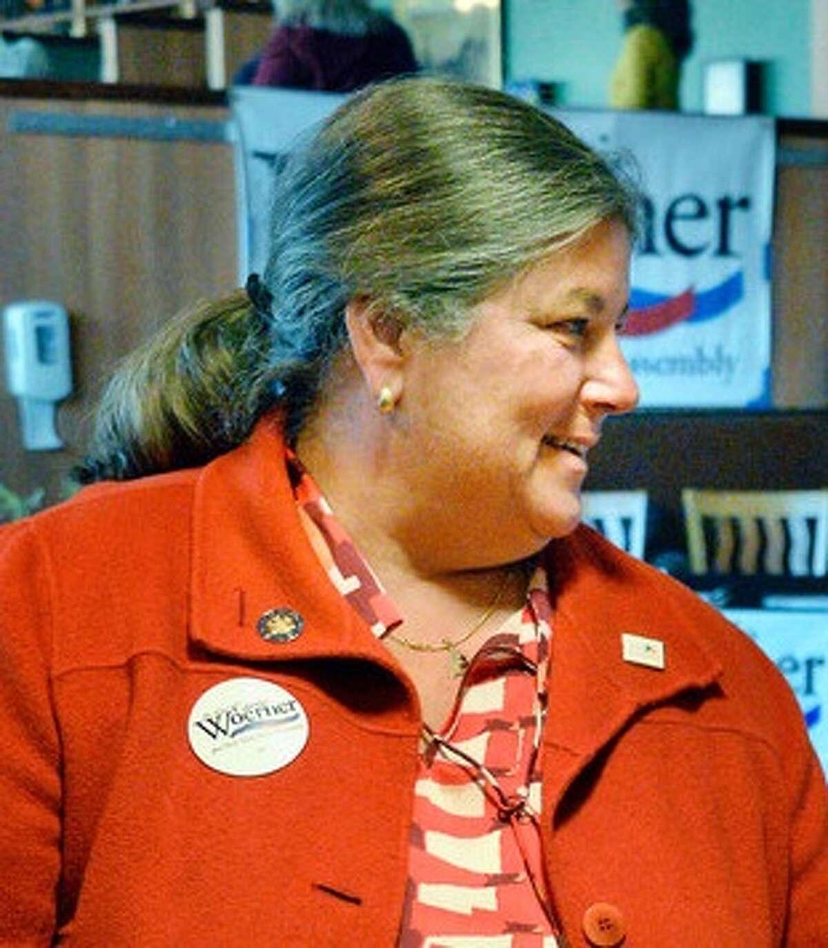 Carrie Woerner