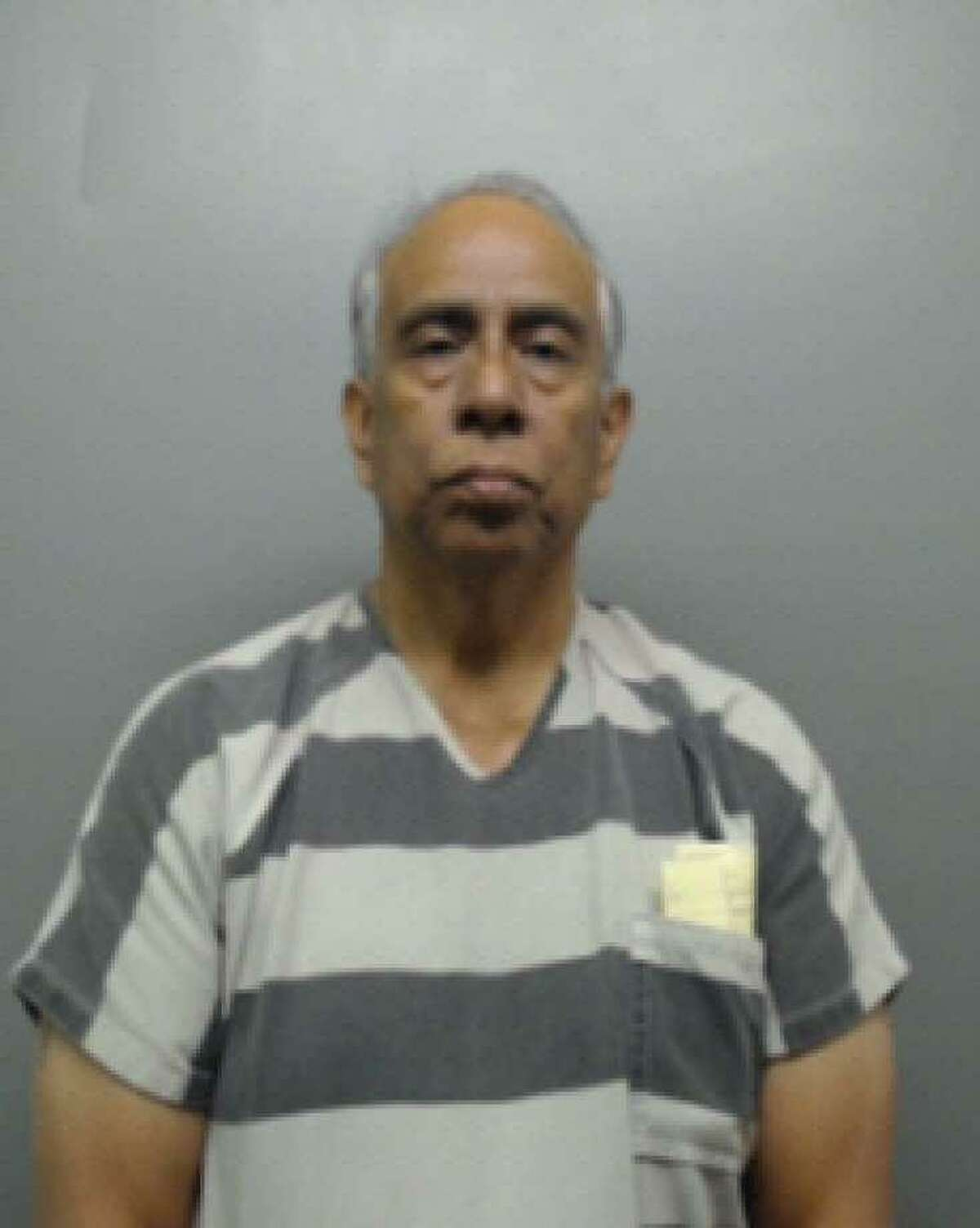 Antonio Salinas, 65, agreed to serve two years for the first count in the Texas Department of Criminal Justice. He also agreed to 10 years probated for 10 years with 600 hours of community service.