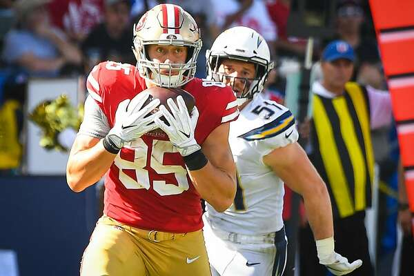 49ers' George Kittle has grabbed Jason Witten's attention