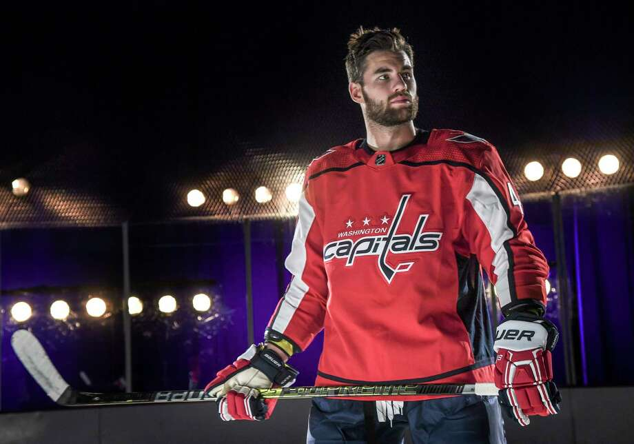 ccd6e1b71 Capitals' Tom Wilson on life while suspended: 'There's a lot of learning'