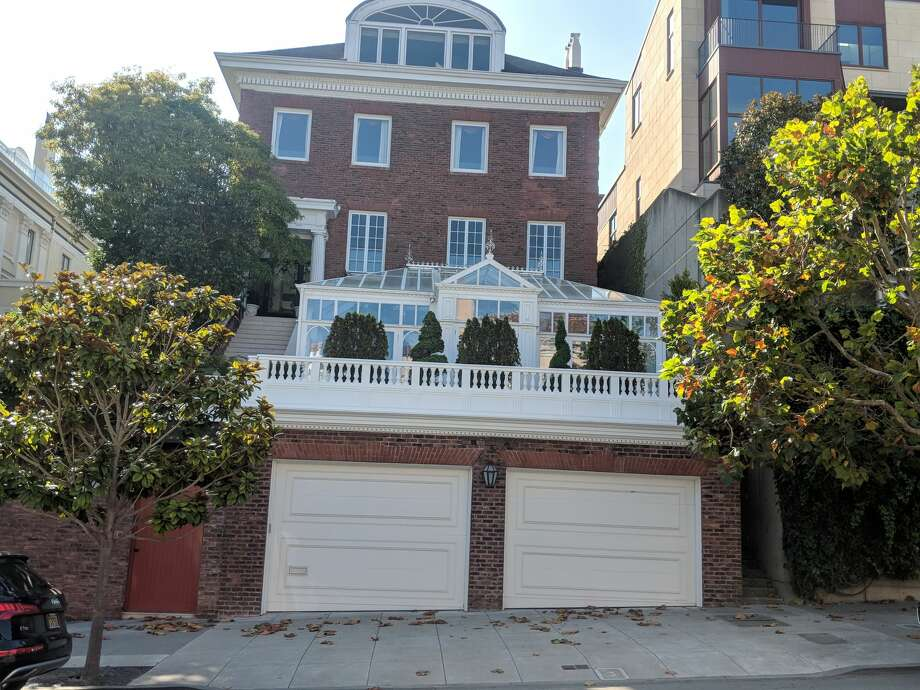 A Pacific Heights Mansion Is Listed For Rent 55 000 Month With Sotheby S International Realty