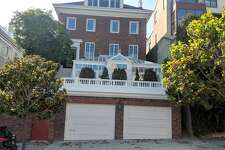 A Pacific Heights mansion is listed for rent for $55,000 a month with Sotheby's International Realty.