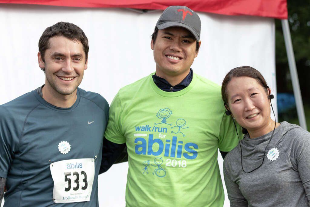 The annual walk/run for Abilis took place at Tod's Point in Greenwich on October 14, 2018. The funds raised through the Walk/Run event help Abilis provide state of the art services for over 700 people of all ages with a wide range of intellectual, developmental, social, emotional, and physical challenges, as well as education and advocacy supports for their parents. Were you SEEN? Photo: Ken Honore, Direct Kenx Media