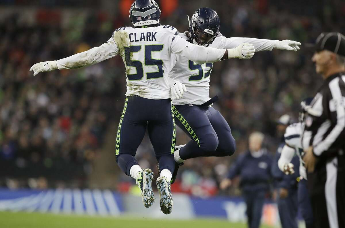 Feb. 19-March 5 The two-week window NFL teams have to designate the franchise or transition tag on players. In the Seahawks' case, defensive end Frank Clark is reportedly a top candidate. Clark's agent, Erik Burkhardt, told ESPN back in October that his client is OK playing under the premium one-year deal to set up a future multi-year extension.