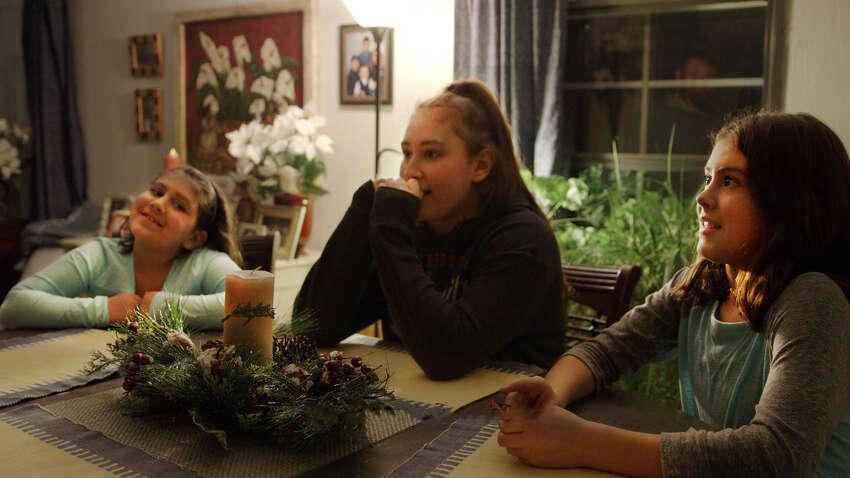 Annalis, Autumn, Ava. photo: HBO
