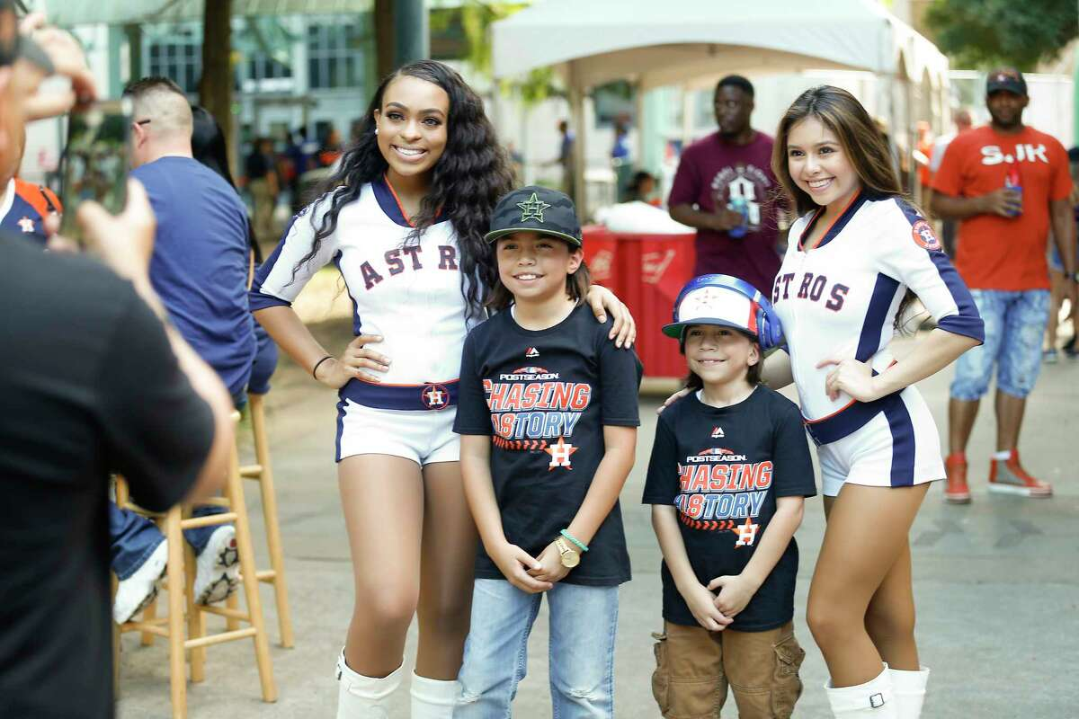 PHOTOS: Astros promotions and giveaways planned for the 2019 season Astros fans will begin pouring back into Minute Maid Park when the Astros have their home opener on Friday night. Browse through the photos above for a look at the Astros promotions and fan giveaways for the 2019 season at Minute Maid Park ...
