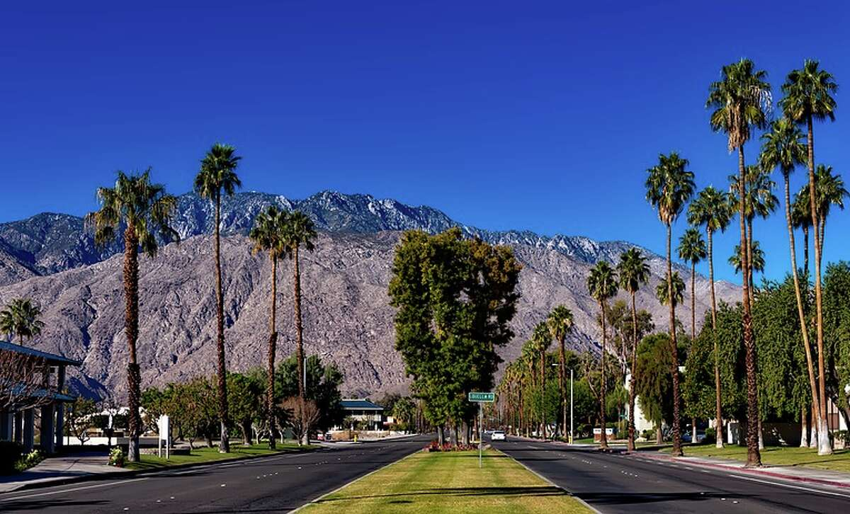Palm Springs from SFO for just $77 roundtrip this winter!