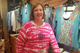 Wendy High's favorite part about volunteering in the Gift Shop at MidMichigan Medical Center - Midland is having so many friends, and helping people find the perfect gift for their loved ones. (Photo provided)