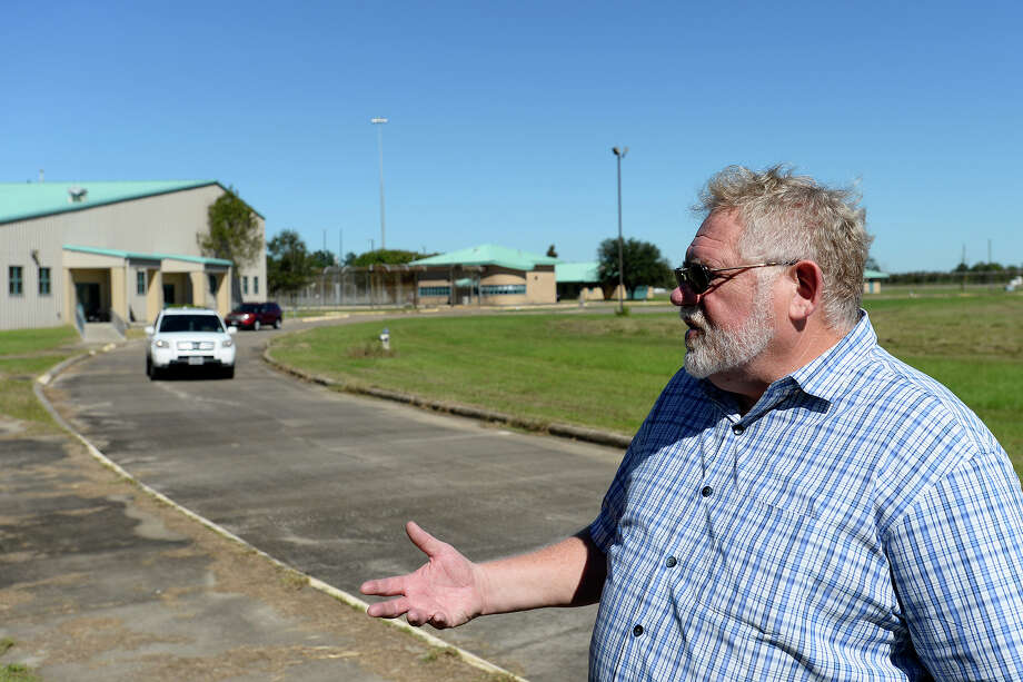 Mike Conner talks at the Dream Center of Southeast Texas on Wednesday. The faith-based group is opening in the former Al Price State Juvenile Correctional Facility. Photo taken Wednesday 10/10/18 Ryan Pelham/The Enterprise Photo: Ryan Pelham/The Enterprise / ?2018 The Beaumont Enterprise