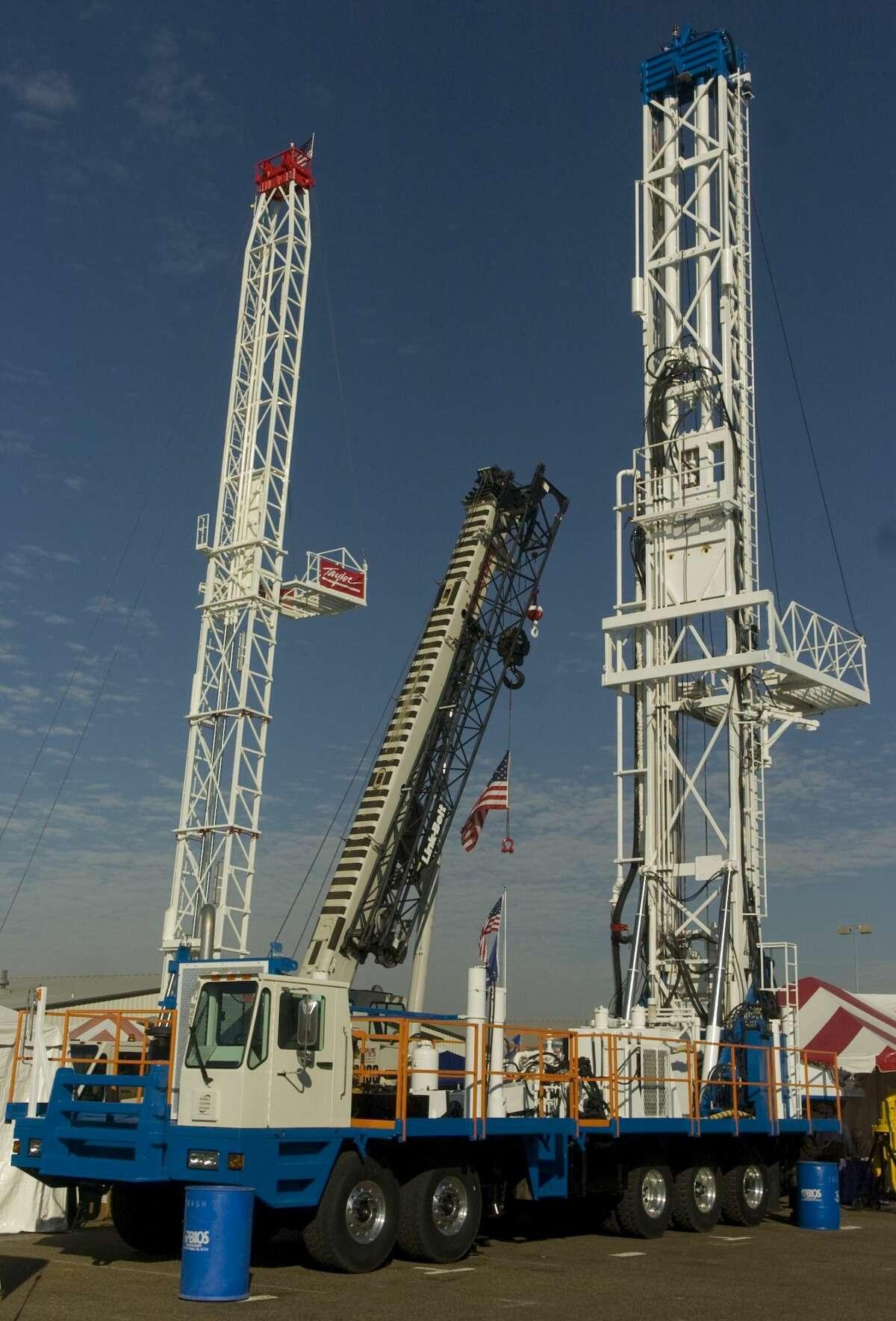 MRT FILE PHOTO: 2010 Permian Basin International Oil Show