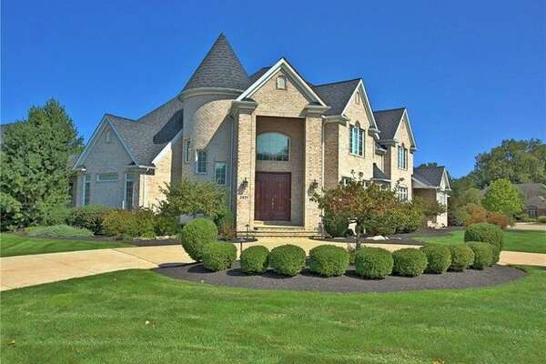 Kyrie Irving's Ohio home