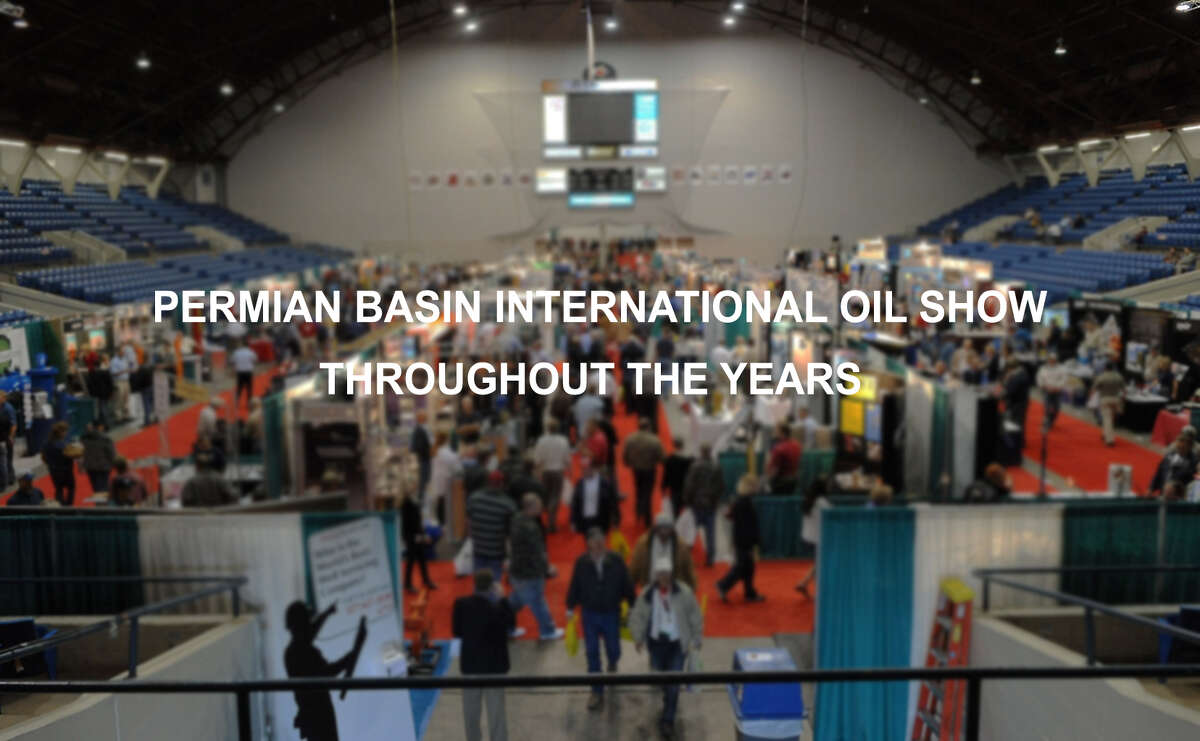 Click through to see thePermian Basin International Oil Show throughout the years.