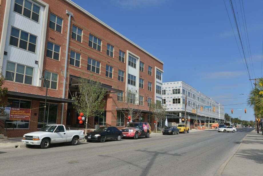 "Areas under ""tier one"" of the revised Center City Housing Incentive Policy would the Pearl and River North. Photo: Robin Jerstad /Contributor / San Antonio Express-News"