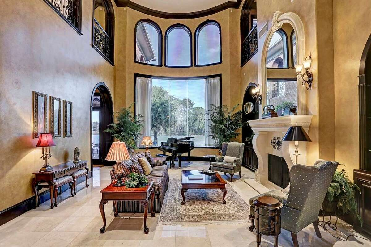 10. $5,950,000   7 Paradise Point, Sugar Land, 77478  Sugar Land 13,467 sq. ft. Built in 2002 Martha Turner Sotheby's - Cindy BurnsSold in August