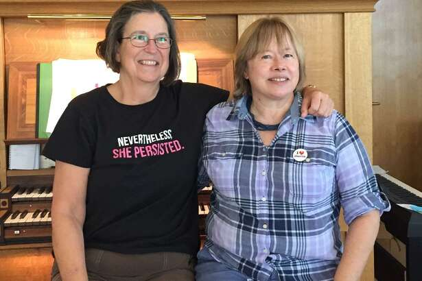 """?""""A Tribute To The Fallen Of World War I,?"""" an organ and flute concert, will be held Sunday, Oct. 21 in Watertown, featuring organist Christa Rakich, left, and flutist Wendy Rolfe."""