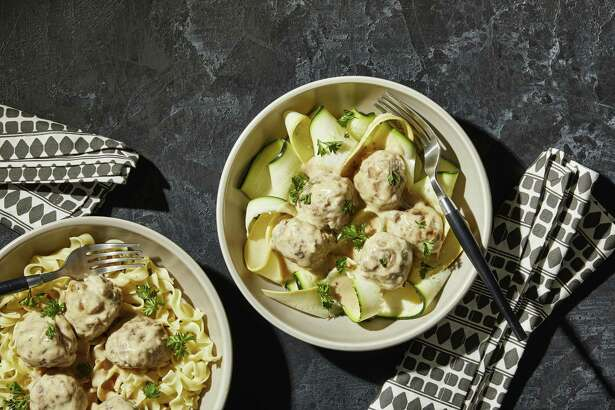 Swedish Turkey Meatballs