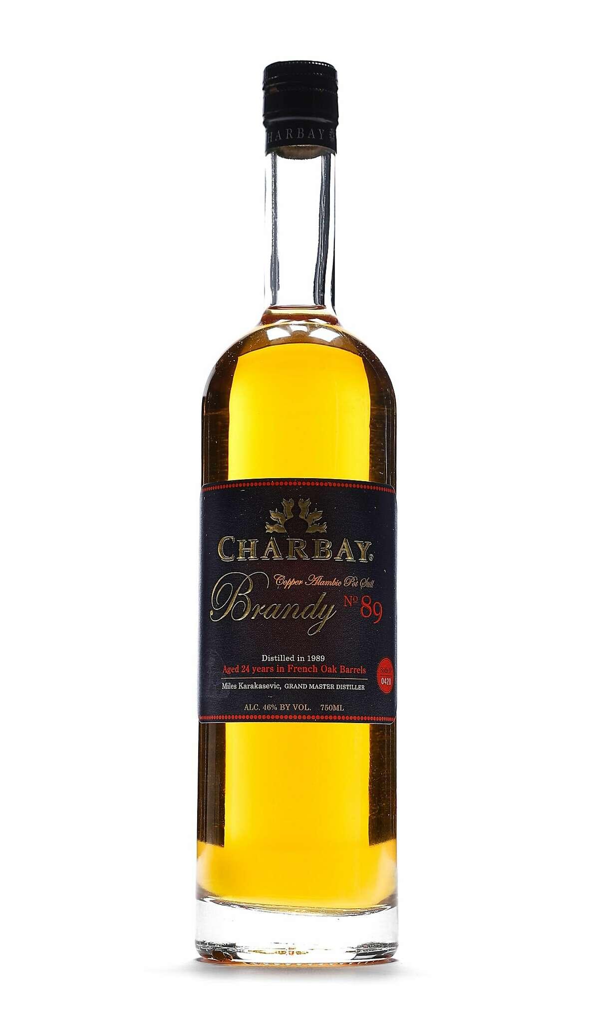 Charbray Brandy No. 89