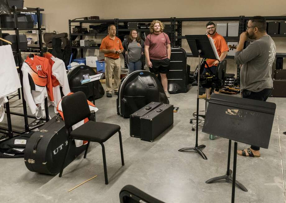 UTPB Music Major for A Day at Wagner Noel Performing Arts Center. Photo: Jacy Lewis/191 News