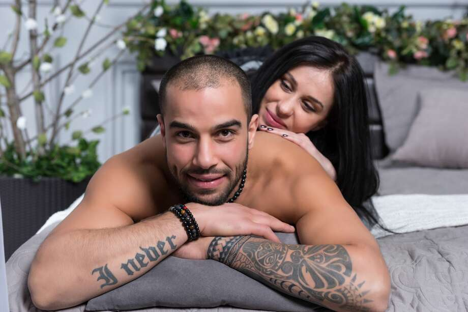 A girlfriend wants her boyfriend to remove a tattoo of an ex. Photo: Vicheslav/Getty Images/iStockphoto