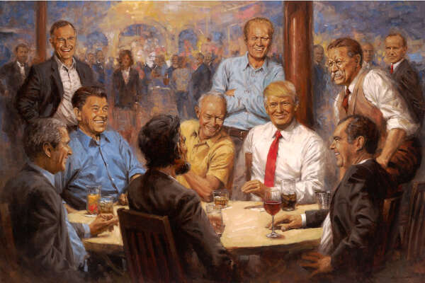 """The Republican Club,"" by Andy Thomas."