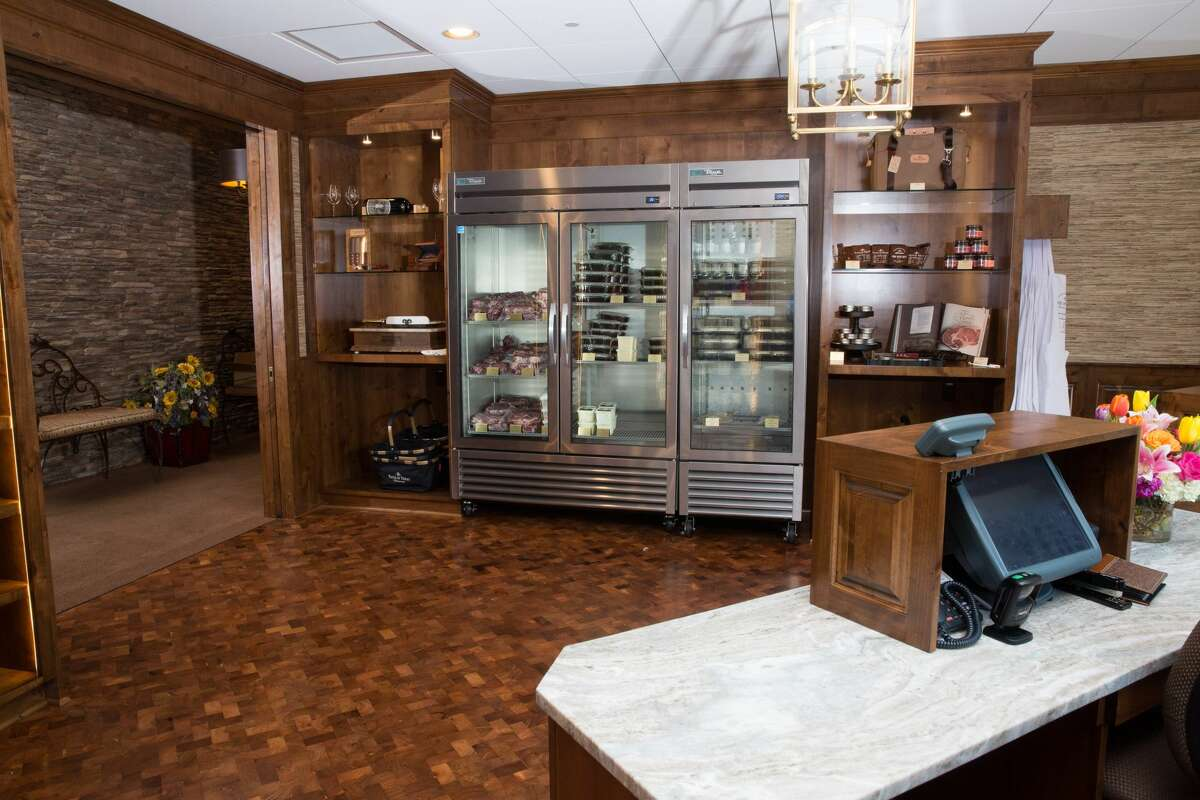 Taste of Texas, one of Houston's longest-running steakhouses, showed off some of its new renovations this past week including an expanded kitchen, dining room, and a gift shop.