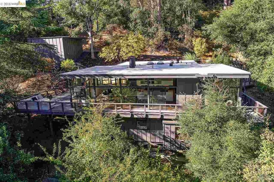 Mid-century modern masterpiece for sale for first time since 1950s, asking $1.1M Photo: Open Homes Photography
