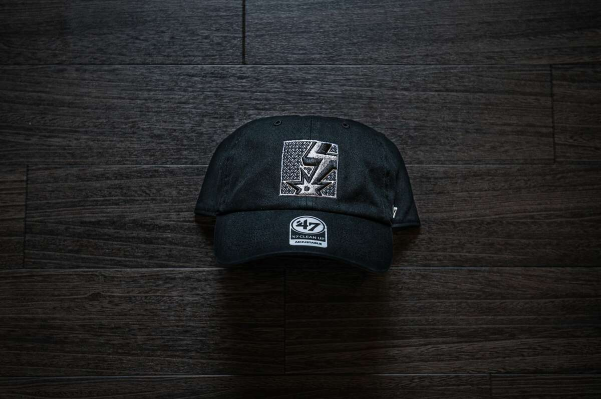 """Spurs Sports and Entertainment unveiled first looks at the exclusive """"Spurs Capsule Collection"""" on Monday which consists of five pieces. Fans can purchase the t-shirts, a hat and a sweatshirt, ranging from $29.99 and $58.99."""