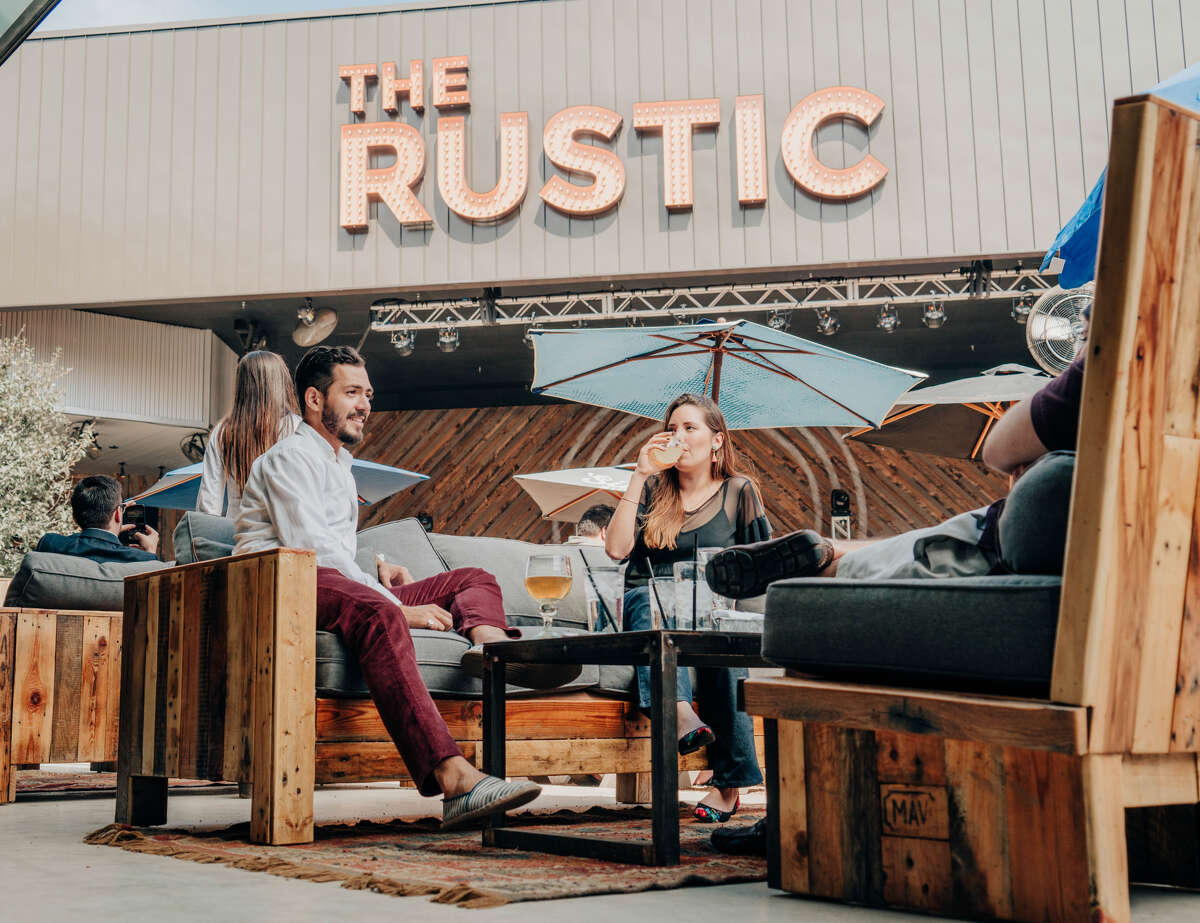 The Rustic Houston launches downtown in November.