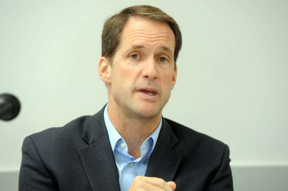Jim Himes Photo: Ned Gerard / Hearst Connecticut Media / Connecticut Post