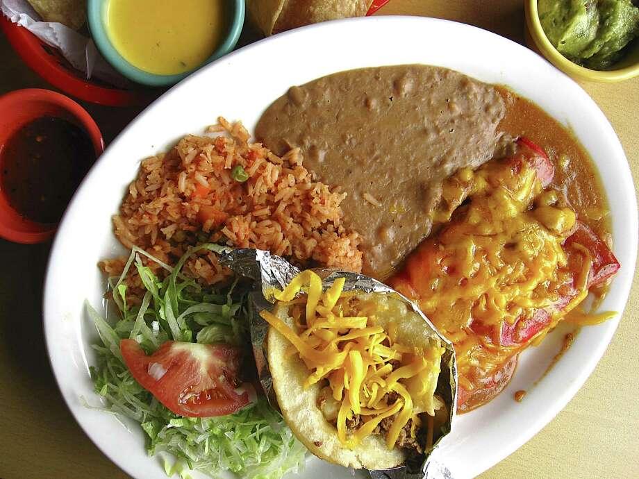 Plaza Guadalajara Mexican, Tex-Mex. 1626 McCullough Ave., 210-253-9993, Facebook: Plaza Guadalajara Bar & Grill. Click here for more. Photo: Mike Sutter /Staff
