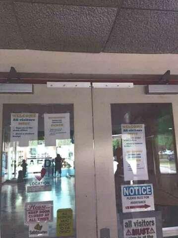 Roxbury School declared safe after door complaints - StamfordAdvocate