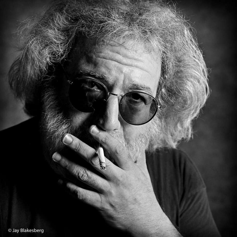 Southport Galleries in Fairfield is hosting the celebrated rock photographer Jay Blakesberg's first solo exhibition on the East Coast. Above is his photo of Jerry Garcia, photographed in Marin, Calif., on Sept. 2, 1993. Photo: Jay Blakesberg / Contributed Photo / Jay Blakesberg