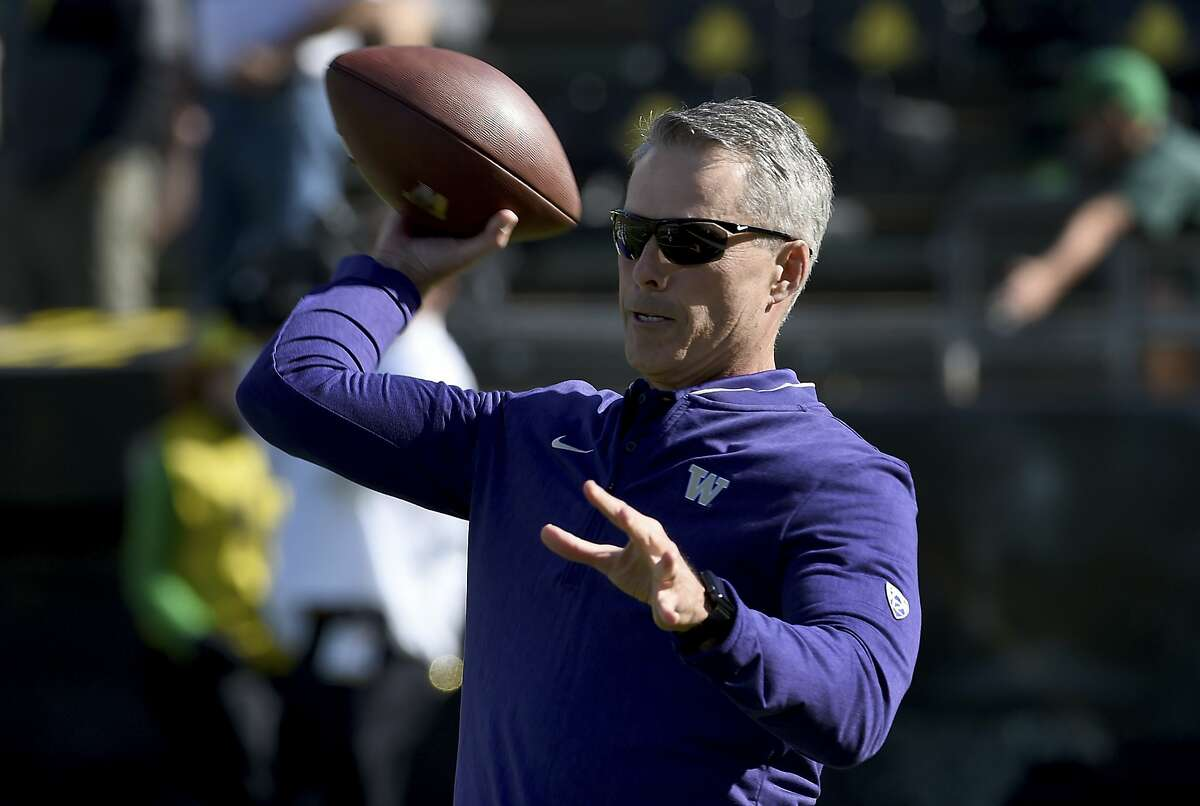 Why they will: Chris Petersen Petersen is probably the best coach in the conference, and one of the best in the country as well. He's proven his ability to transform a group of players into an elite team before, and I expect him to do the same this year. He might not be on the field throwing touchdowns or making plays, but he'll be a steady guiding hand for a new group of starters - and that's not something that should be ignored.