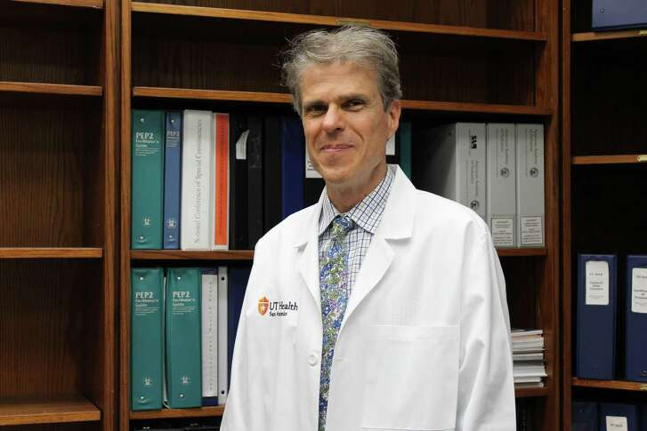 Dr. Robert Ferrer is a practicing family physician in the Long School of Medicine at UT Health San Antonio. He was elected Monday to the National Academy of Medicine.