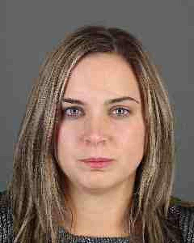 Brittany Kilcher, 24. Photo: Albany Police Department