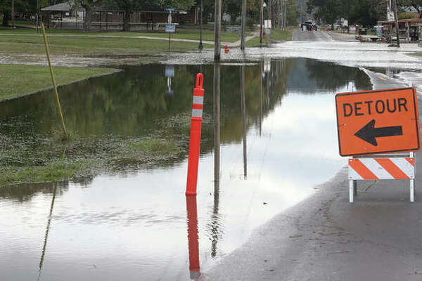 Flooding in and around Grafton and Jersey County from Monday.