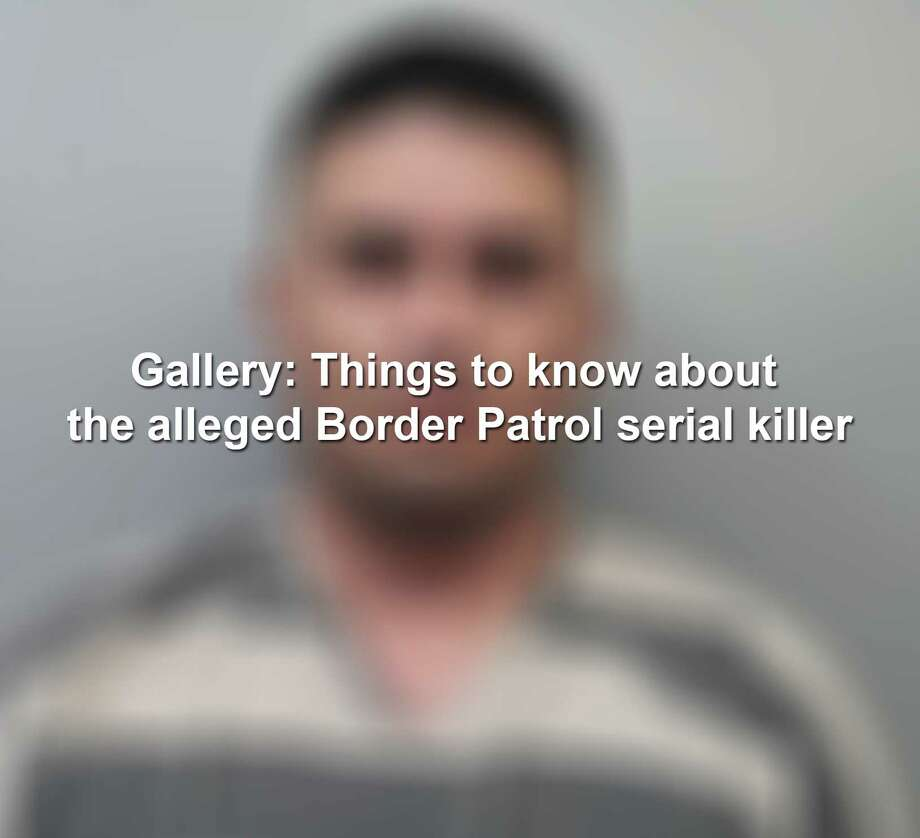 Click through to learn 11 facts about accused Border Patrol agent Juan David Ortiz. Photo: Webb County Sheriff's Office